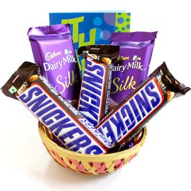 Basket of Perfect Surprise