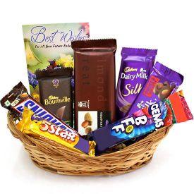 Chocolates Mixed Basket