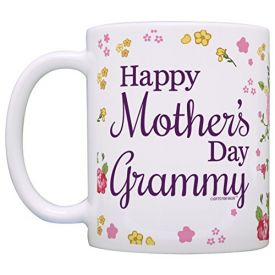 Mother's day printed mug