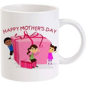 Printed mother's day mug