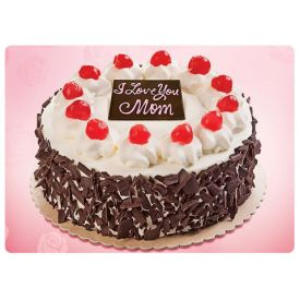 Mother's day black forest cake