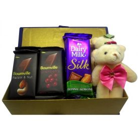 Chocolate with Soft Toy