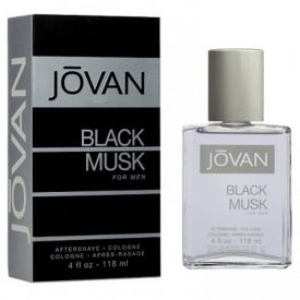 Black Jovan Musk for Men