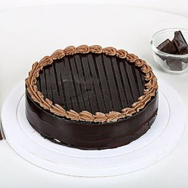 Regular Chocolate Truffle Cake