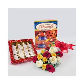 Flowers, Greeting Card, Sweets