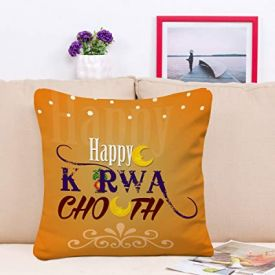 Karwa Chauth Special Cushion
