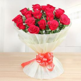 Bunch of Red Roses 20