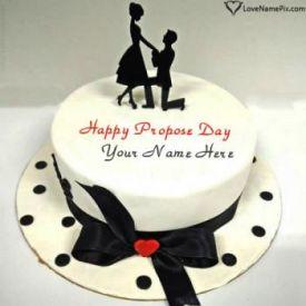 Desigenr Promise Cake