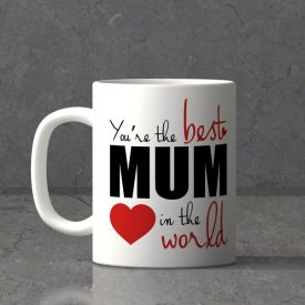 Women's Day Mug for Mom