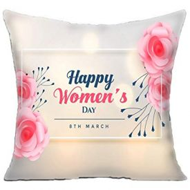 Lovely  Women's Day cushion