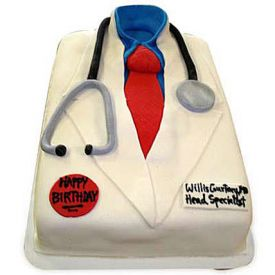 Doctor Cake 2kg Chocolate