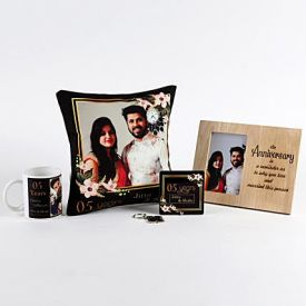 Anniversary Personalized Gift Set
