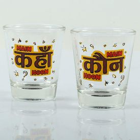 Funny Shot Glasses