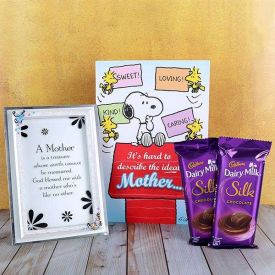 Chocolates And Desk Quotation Gift Hamper