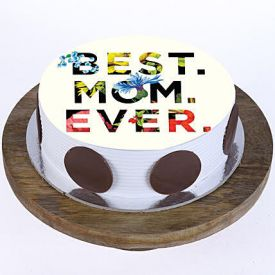 Best Mom Ever Cake