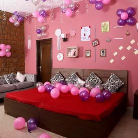 Colorful Balloons Decoration