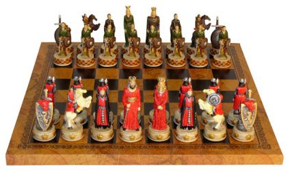 World wise imports chess set