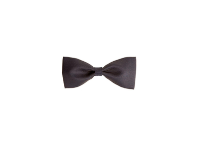 Plain Royal Bow Tie