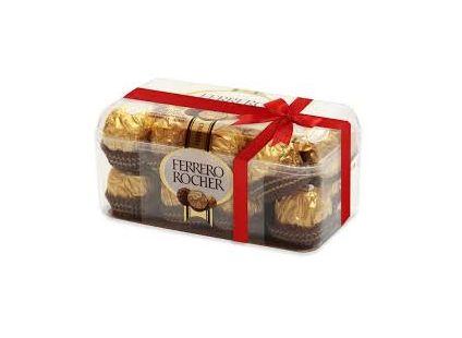 Ferrero Rocher ChocolaFerrero Rocher Chocolate Box(16 pcs)te Box