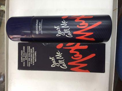 Just call me Maxi Perfume