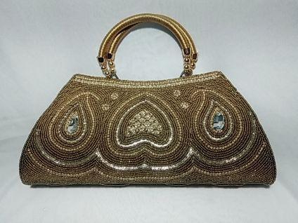 Golden bag for Golden lady