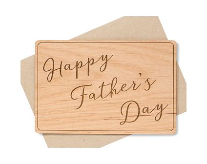 Happy Father's Day personalized Plaque