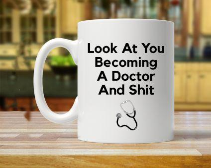mug for doctors