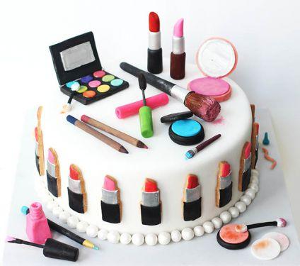 Make up cake  2 kg