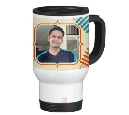 Father Personalized Travel Mug