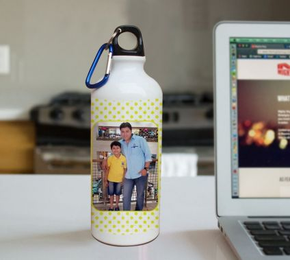 Best Unique Gift for Papa (Personalized Sipper)