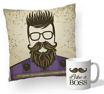 Mug With Cushion