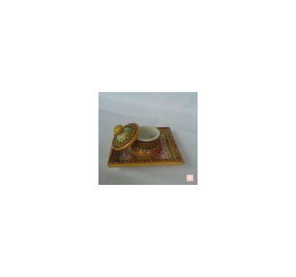 Sindur Thali (Marble)