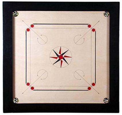 Carrom Board (Multicolor)