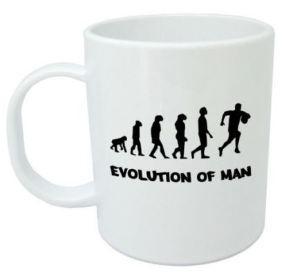 Evolution Coffee Tea/Mug