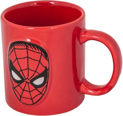Amazing white Spiderman Mug
