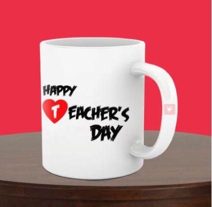 happy Teachers Day Mug