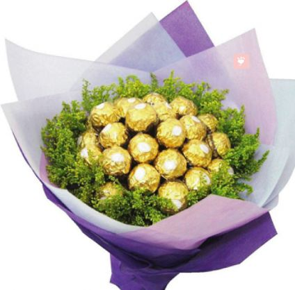 Bouquet of Chocolates