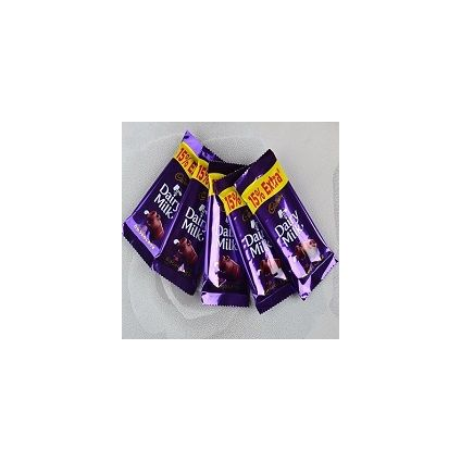 7 Dairy Milk 12 grms each