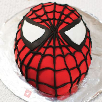 My Spiderman Cake