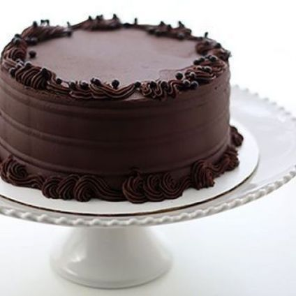 Captivating Choco Truffle Cake