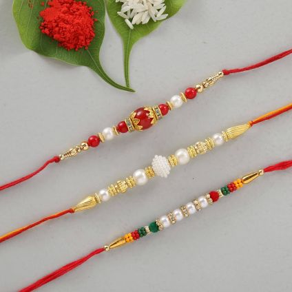 3 Beautiful Rakhis