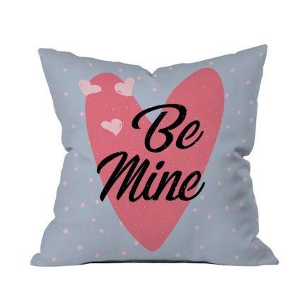 Be Mine Printed Cushion