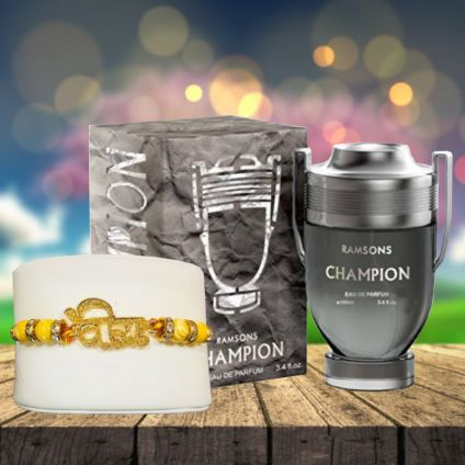 Champion Perfume with Veera Rakhi