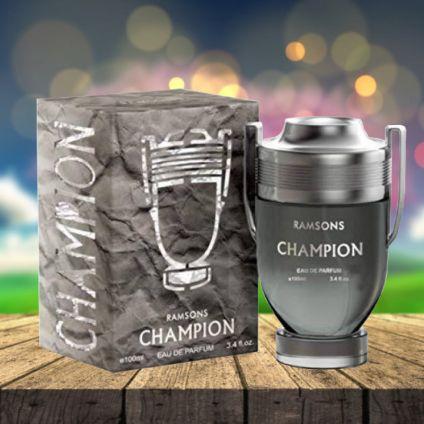Champion Perfume with Veera Rakhi