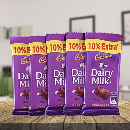 Personalized Rakhi With Chocolate