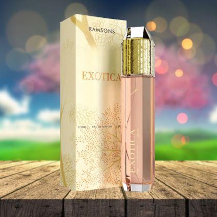 Exotica Perfume with Rakhi