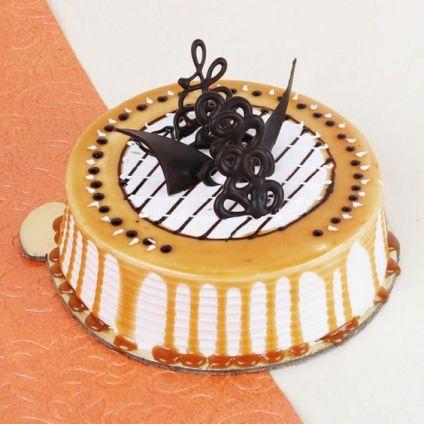 Luxury Butterscotch Cake