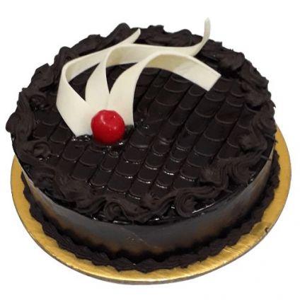 Truffle Delight Cake