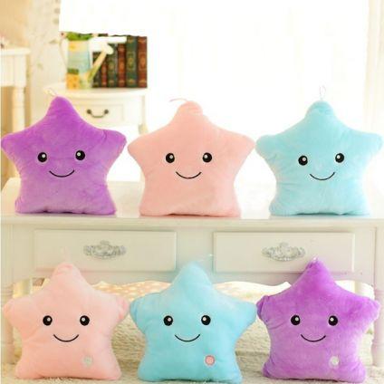 Six Star Cushion