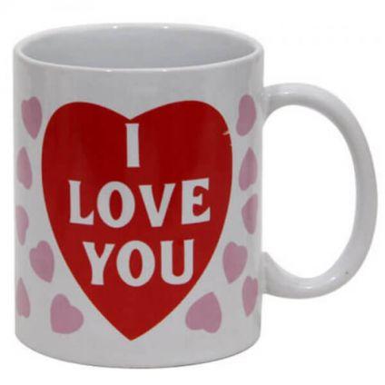 Gifts For Stainless Steel Mug (I Love U)